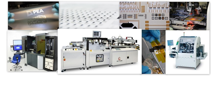 The unit of Printed Electronics at RISE is one of the leading centers for Printed Electronics. Offering possibilities in material, devices and system developments. Together with other units we also offer material and device characterization and LCA of intended use cases. Copyright: RISE